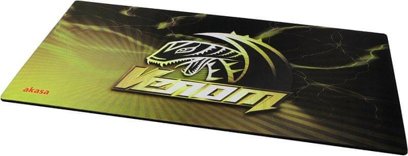 Akasa Venom XXL, žlutá (AK-MPD-02YL)