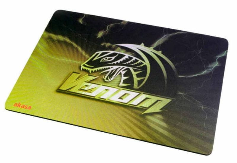 Akasa Venom, žlutá (AK-MPD-02YL)