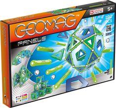Geomag Panels 192 Építőjáték