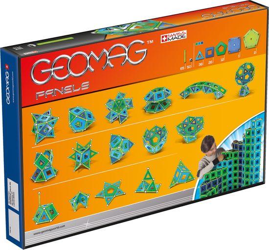 Geomag Panels 192 magnetna sestavljanka