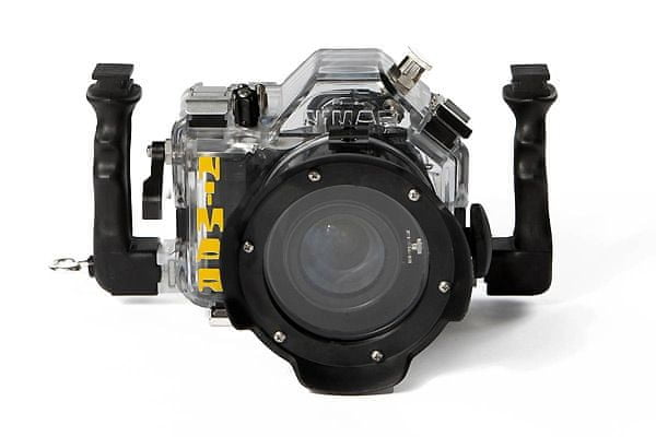 NIMAR Pouzdro podvodní pro Nikon D100 a D200, port 18-55 mm, NIMAR