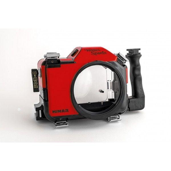 NIMAR Pouzdro podvodní pro Canon Eos 7D Mark II, bez portu, NIMAR