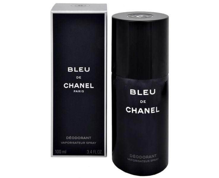 Chanel Bleu De Chanel - deodorant ve spreji 100 ml