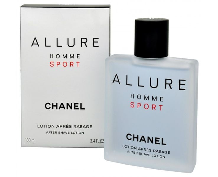 Chanel Allure Homme Sport - voda po holení 50 ml
