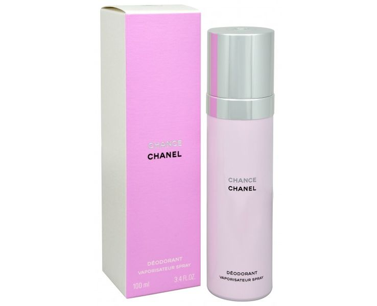 Chanel Chance - deodorant ve spreji 100 ml