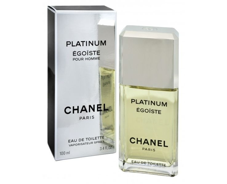 Chanel Égoiste Platinum - EDT 100 ml