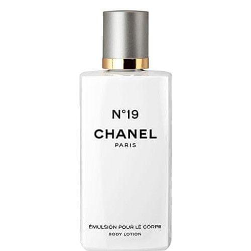Chanel No. 19 - tělové mléko 200 ml