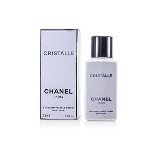 Chanel Cristalle - tělové mléko 200 ml