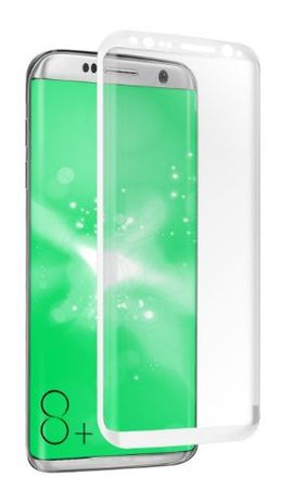 SBS zaščitno steklo za Samsung Galaxy S8 Plus, belo