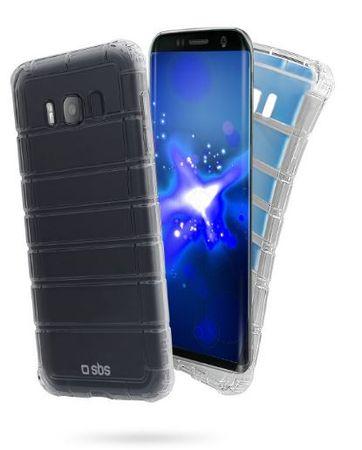 SBS ovitek proti udarcem za Samsung Galaxy S8 Plus, prozoren