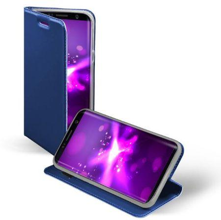 SBS preklopna torbica za Samsung Galaxy S8 Plus, modra