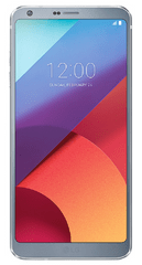 LG GSM telefon G6 H870, srebrn