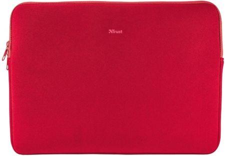 "Trust Pouzdro Primo na notebook (15.6""), červená"