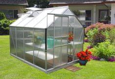 VITAVIA skleník VITAVIA TARGET 5000 PC 4 mm strieborný