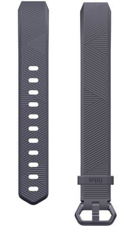 Fitbit Alta HR Sport karpánt, L, Szürke