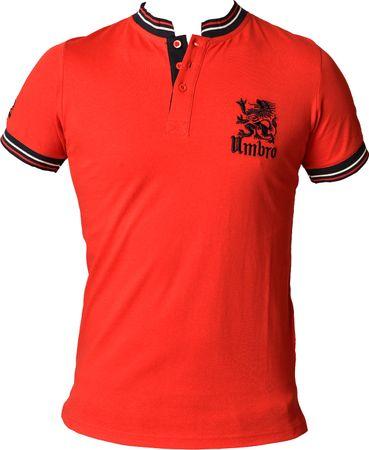 Umbro moška polo majica True, rdeča, XL