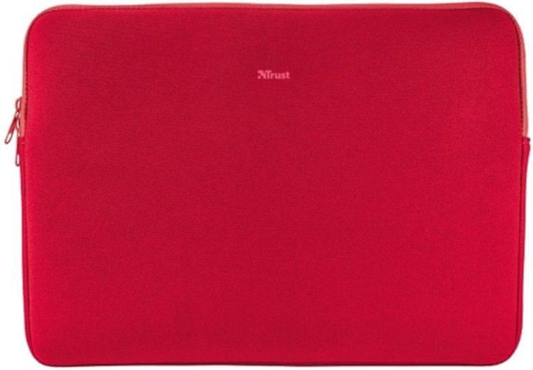"Trust Pouzdro Primo na notebook (13.3""), červená"