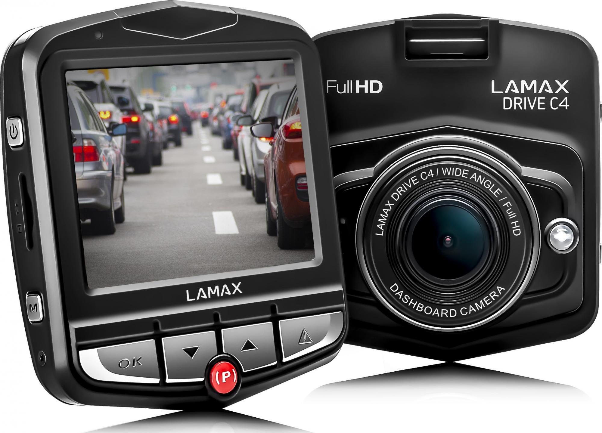 LAMAX DRIVE C4