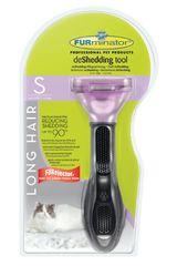 FURminator hrablo Small Long Hair pro kočky