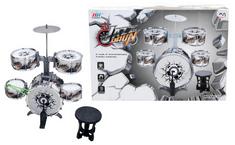 Unikatoy bubnjevi jazz set, veliki, 24876