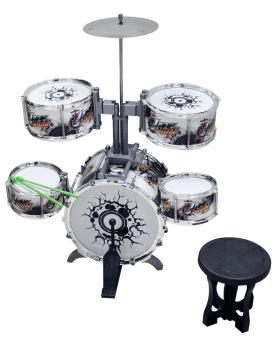 Unikatoy bobni jezz set, velik, ŠK.24876