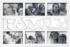 Postershop Fotorám 6 okien Family