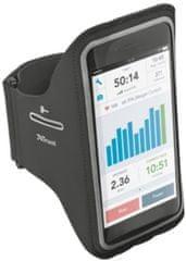 Trust Sportovní pouzdro na paži (Apple iPhone 6/6S), černá