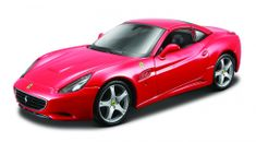 BBurago Ferrari Race&Play California (Hard Top) (1:32)