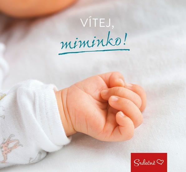 Vítej, miminko!