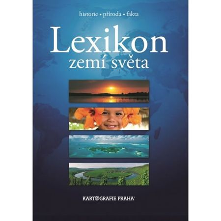 kolektiv autorů: Lexikon zemí světa
