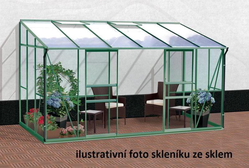 VITAVIA skleník VITAVIA IDA 7800 PC 6 mm zelený
