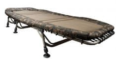 FOX Lehátko FX Flatliner Bedchair Camo Limited Edition