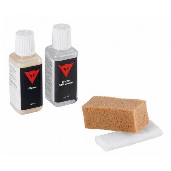 Dainese ochranná a čistící sada pro kožené oblečení (vitange)