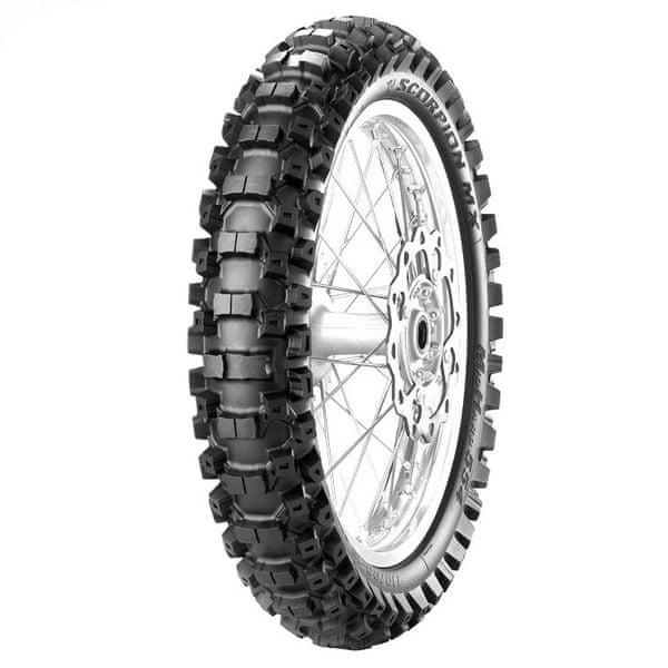Pirelli 110/85 - 19 NHS (554) Scorpion MX Mid Hard zadní