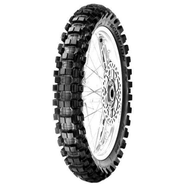 Pirelli 110/90 - 19 62M NHS Scorpion MX Hard 486 zadní
