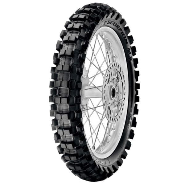 Pirelli 110/90 - 17 NHS 60M Scorpion MX Extra J zadní