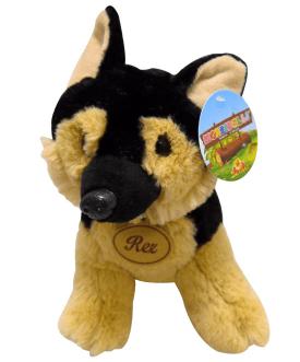Decar plišasti kuža - ovčar Rex, 26148