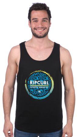 Rip Curl moška majica Fresh Eclipse M črna