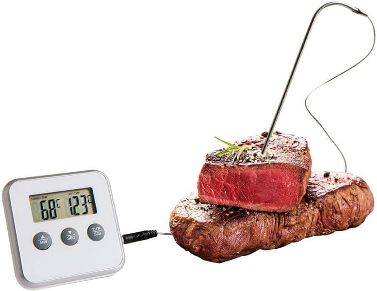 Kitchen Artist Digitální teploměr na maso GS63
