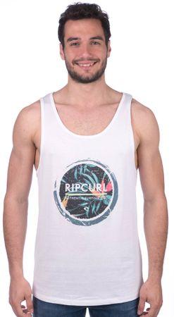 Rip Curl moška majica Fresh Eclipse S bela