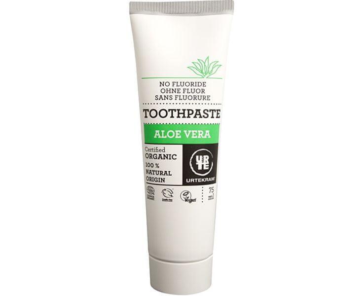 Urtekram Zubní pasta aloe vera 75 ml BIO