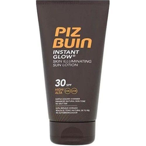 PizBuin Mléko pro okamžitě zářivé opálení SPF 30 Instant Glow (Sun Lotion) 150 ml