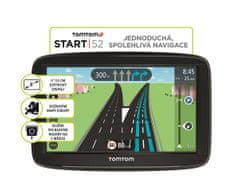 TomTom Start 52 Regional, Lifetime