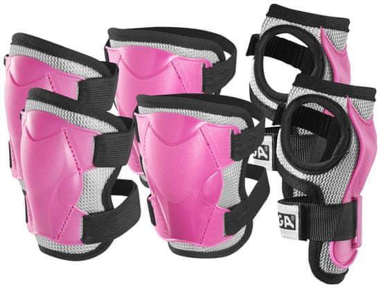 Stiga Comfort JR pink