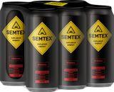 Energetický nápoj Semtex 6 ks balení