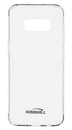 Kisswill silikonski ovitek za Samsung Galaxy S8 Plus G950, prozoren