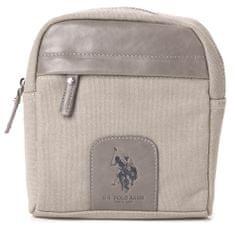 U.S. Polo Assn. muška torbica siva