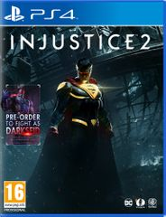 Warner Bros Injustice 2 / PS4