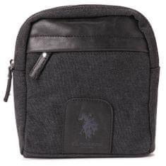 U.S. Polo Assn. muška torbica crna