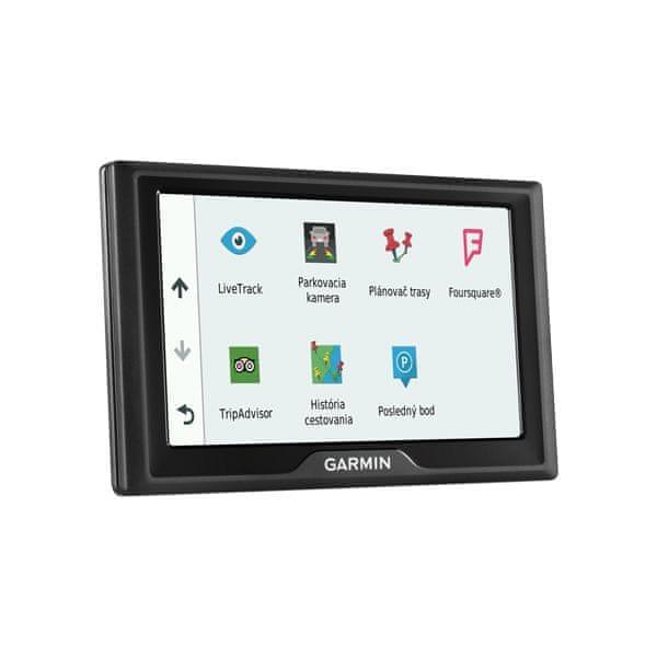 Garmin DriveSmart 61 LMT-D Lifetime EU (45 krajín) SK